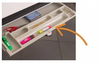 Детская парта растишка стол трансформер Mealux Monako BD-503 P Pink, фото 2