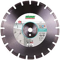 Алмазный круг Distar Bestseller Concrete 350 мм отрезной сегментный диск для резания армированного бетона