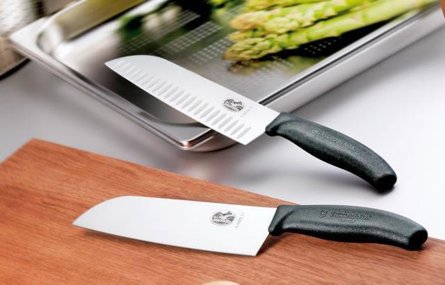 Кухонные ножи. Кухонные принадлежности.