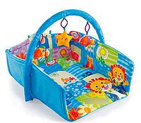 Детский развивающий коврик для младенца JL 619-1 А