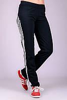 Спортивные женские брюки черные, фото 1