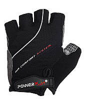 Велоперчатки PowerPlay 5023 Men Black XS