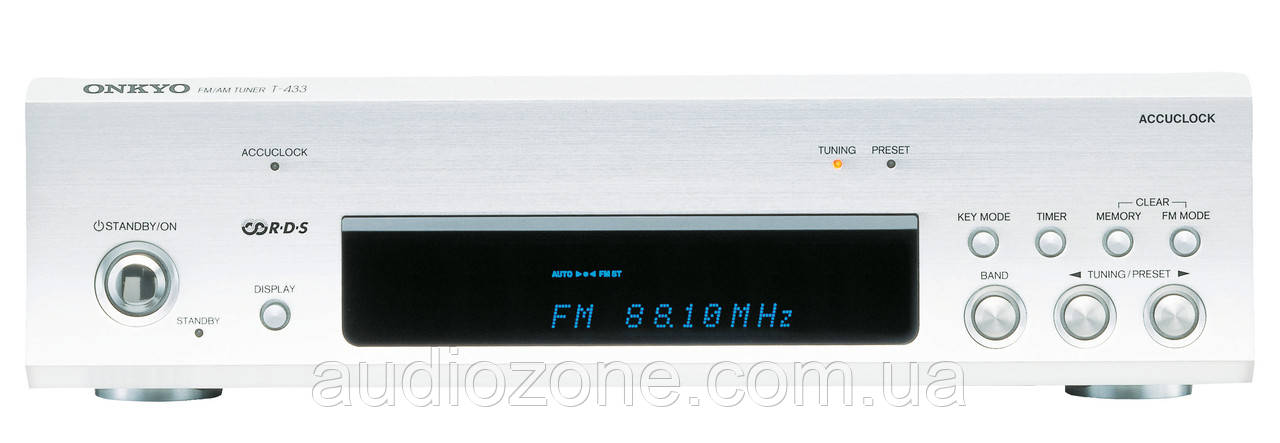 Stereo Tuner Onkyo T-433