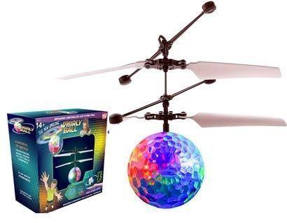 Летающий светящийся шар LED Flying Ballм