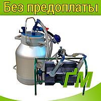 Доильный аппарат Импульс ПБК-4 для коз и овец