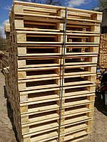 Поддон деревянный паллет
