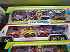 "Набор транспорта 83168-GG1 8 штук  ""Щенячий Патруль"" Paw Patrol , фото 4"
