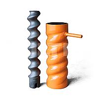 Шнековая пара SOLTEC ® D6-3 Twist