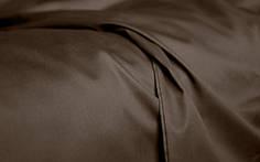 Простынь с наволочками сатин Dark brown ТМ Moonlight 240х250+50х70 2шт