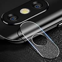 Защитное стекло на камеру для Xiaomi Mi Max 3
