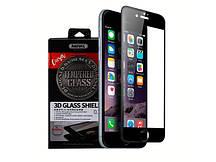 Защитное стекло REMAX Caesar 3D для iPhone 6/6s Black