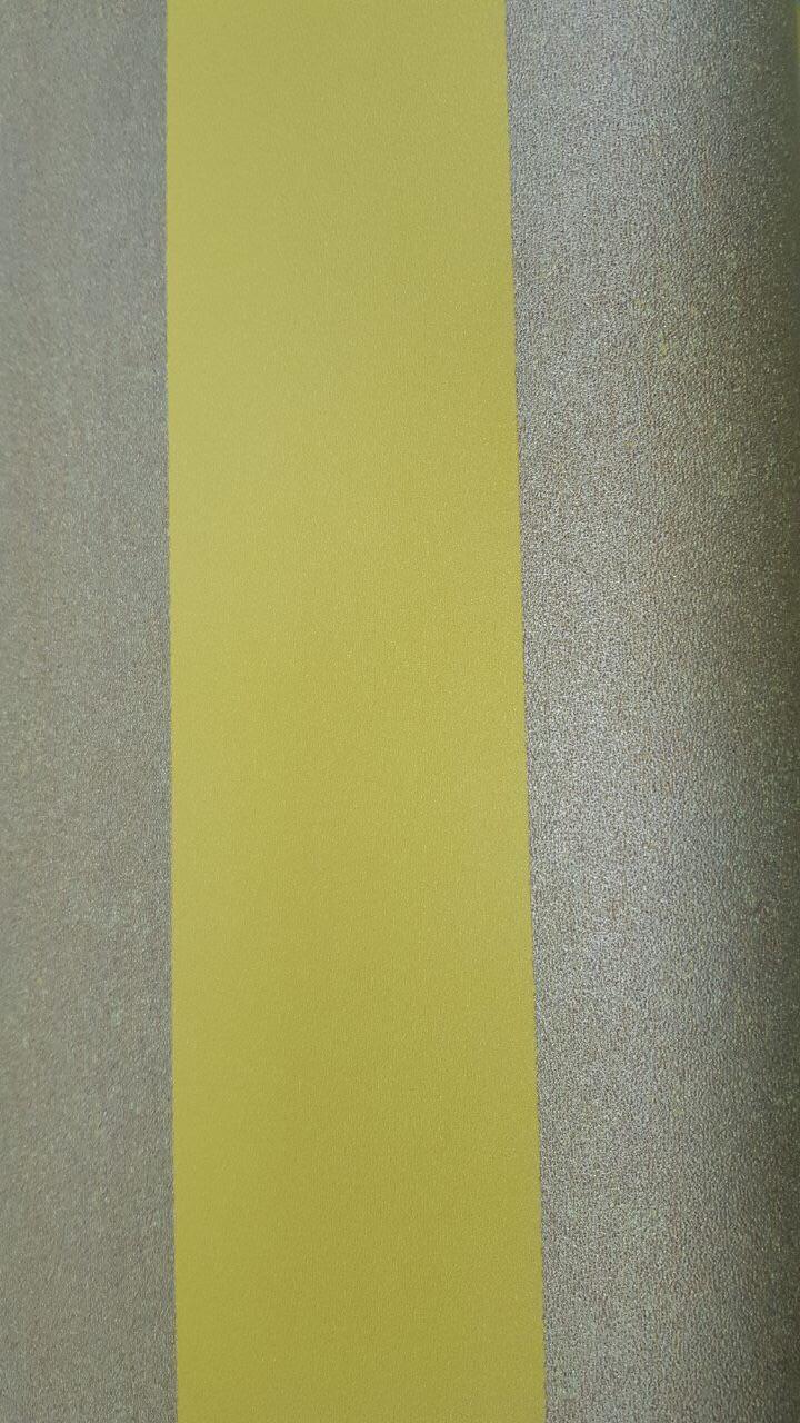 Обои виниловые на флизелиновой основе  Marburg 31374 Origin метровые полосы широкие салатовые серебряные