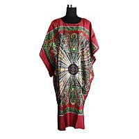 Женское платье большой размер С0492