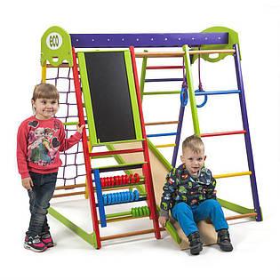 Детский спортивный уголок для дома «Юнга»  SportBaby
