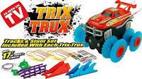 Монстр трак TRIX TRUX (Трикс Тракс) 2 машинки, фото 1