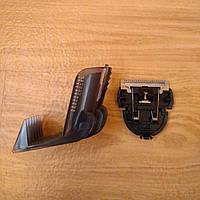 Комплект Нож + насадка для регулировки длины волос на машинку для стрижки Philips QC5115,QC5120,QC5125,QC5130