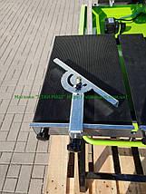 Верстат каменерізний Zipper ZI-STM350 (нахил під 45), фото 3