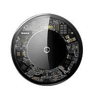 Беспроводное ЗУ Baseus Simple Wireless Charger (CCALL-AJK01) Crystal