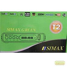 Цифровий ефірний ресивер SIMAX GREEN