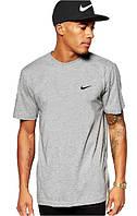 Футболка Nike grey