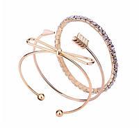 """Многослойная браслет """"Vonnor Jewelry"""" из медицинской стали, фото 1"""