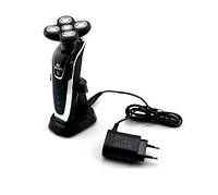 Електробритва Gemei Gm-8030 4D акумуляторна для сухого та вологого гоління, фото 1