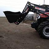 Фронтальний навантажувач до трактора YTO X1204, фото 4
