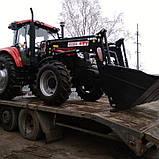 Фронтальний навантажувач до трактора YTO X1204, фото 3