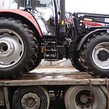 Фронтальний навантажувач до трактора YTO X1204, фото 2