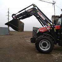 Фронтальний навантажувач до трактора YTO X1204, фото 1