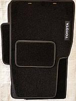 Тканевые автомобильные коврики TOYOTA ( ТОЙОТА )