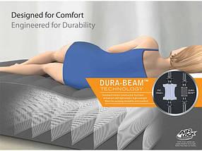 Надувная кровать Intex 64118 (152x203x30 см.) подголовник и электронасос., фото 3