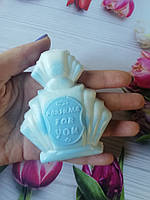 "Мыло для рук для парфюмера/девушки ""Флакон духов"", фото 1"