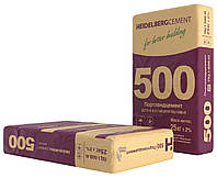 ХельдербергЦемент (HeidelbergCement) М500, 25 кг