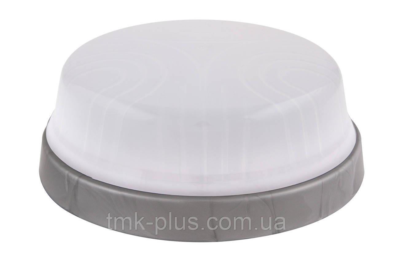 Декоративний настінний світильний ERKA 1103-SB 26 W E27 білий