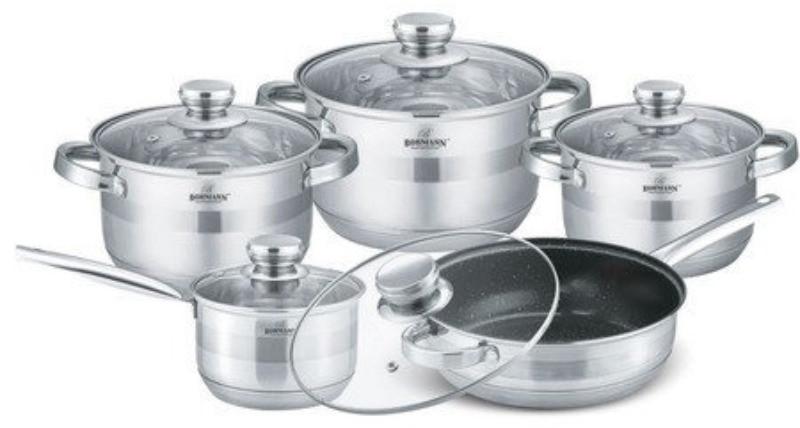 Набор посуды 10пр. Bohmann 1275-10