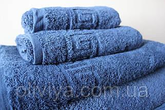 Полотенце для лица (синее), фото 2