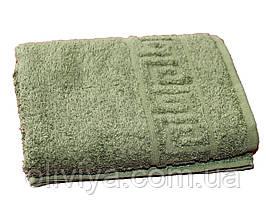 Полотенце для лица (темно-зеленое)