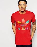 Футболка мужская Adidas red