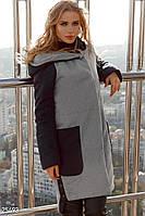 Утепленное женское пальто Gepur Premium coats 25493