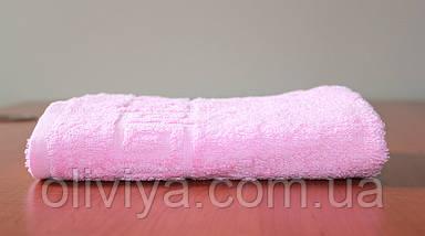 Полотенце для лица (розовое), фото 3