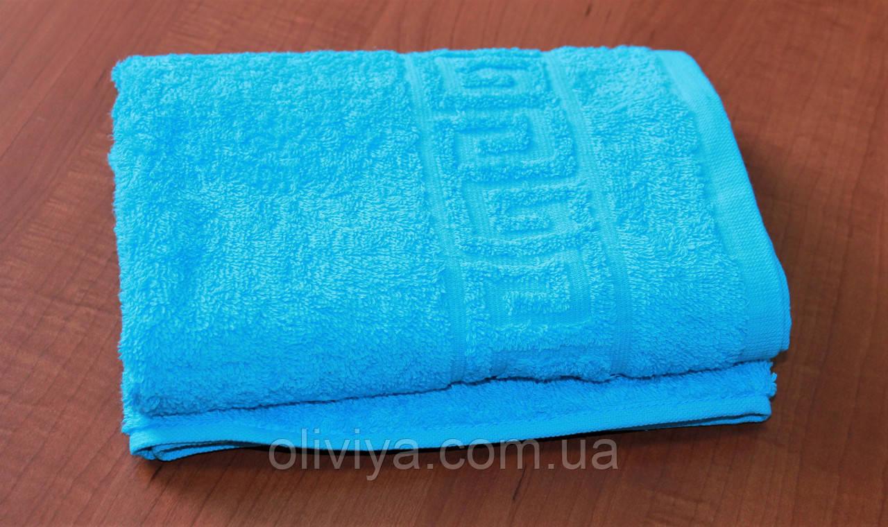 Полотенце для лица (бирюза)