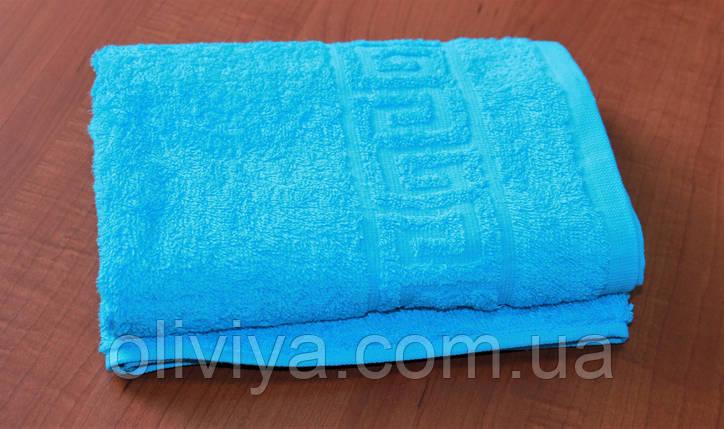 Полотенце для лица (бирюза), фото 2