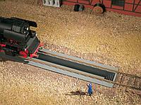Auhagen 41612 смотровые канавы  для локомотивов H0 1:87
