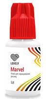 5мл Marvel Клей для ресниц Lovely