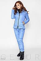 Зимний стеганый костюм Gepur Warm outerwear 28752