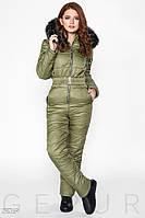 Зимний женский комбинезон Gepur Warm outerwear 28769