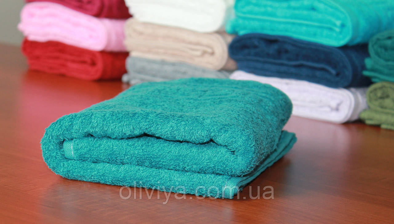 Полотенце для лица (зеленое)