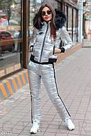 Зимний стеганый костюм Gepur Winter mood 29423