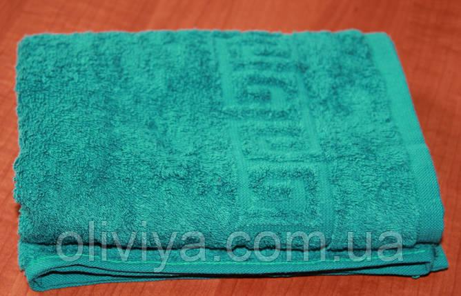 Полотенце для лица (зеленое), фото 2